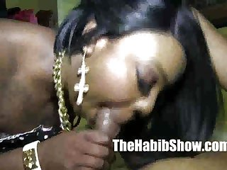 chocolate ferrari blaque banged by bbc