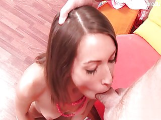 Nude wife dick sucking