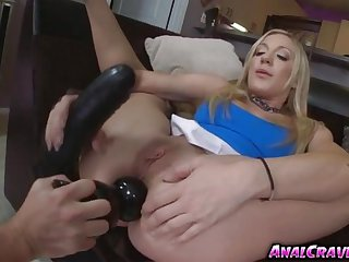 Hottie Amy Brooke wanted a meaty cock