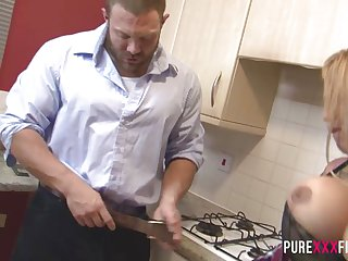 PURE XXX FILMS Banging my Stepdaughter in the