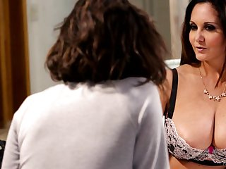 Ava Addams And Darcie Dolce MILF Seduction