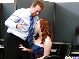 Jaydens tits gets motorboated and fucked
