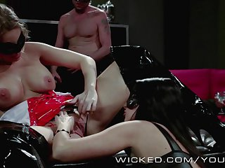 Wicked - Hot orgy masquerade