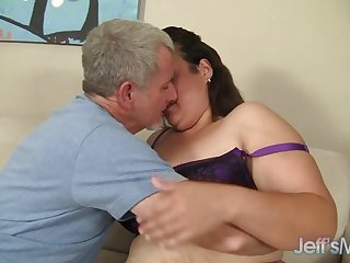 Horny Mexican Plumper Angelina gets fucked ha