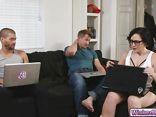 Horny Axis Evol wanted to get fuck hard