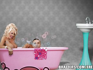Brazzers - Brazzers girl in a brazzers world