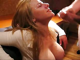 Busty Mom Cumload