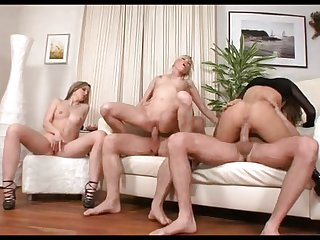 Bachelor Party Orgy Scene 2