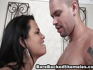 Hot Tight Ass Shemale Hoe Gets Fucked Hard