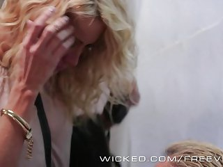 Wicked - Jessica Drake gets fucked by biker