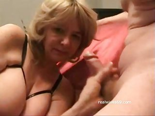 Creampie for Mature Wife on Realwives69 com