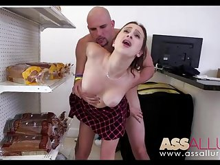 18yo Slut Ashley Adams